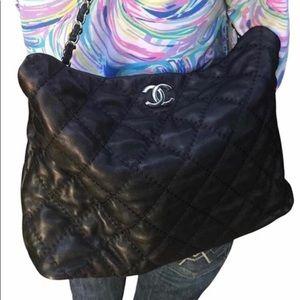 Chanel Medium Love Me Tender Leather Hobo Bag